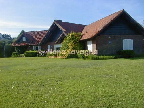 casa en venta y alquiler, golf, punta del este, 5 dormitorios. - ref: 205544