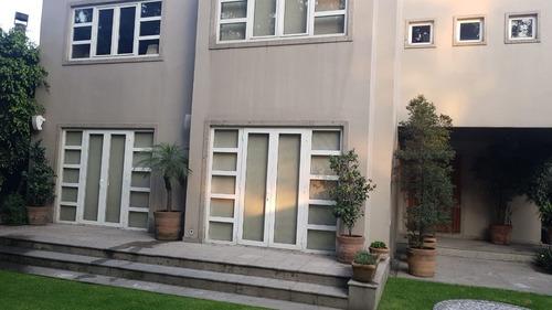 casa en venta y renta en sierra gorda, lomas de chapultepec