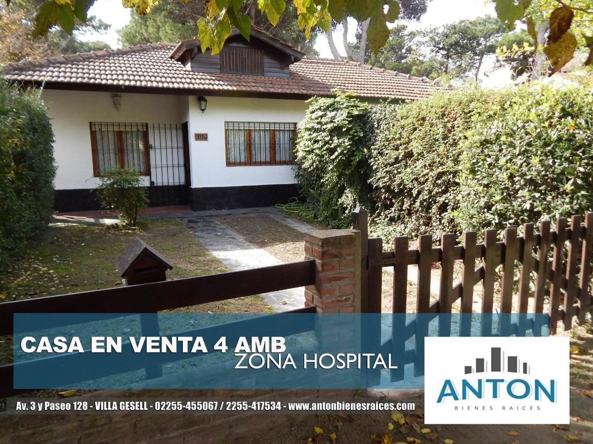 casa en venta zona hospital anton