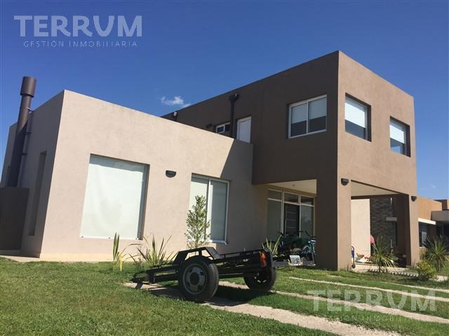 casa en venta/alquiler : canning :: barrio don joaquin - lote 106