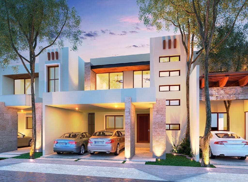 casa en venta,privada amara a min de city center,mérida,yucatán