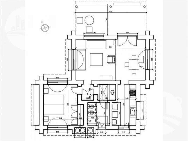 casa en villa de salud
