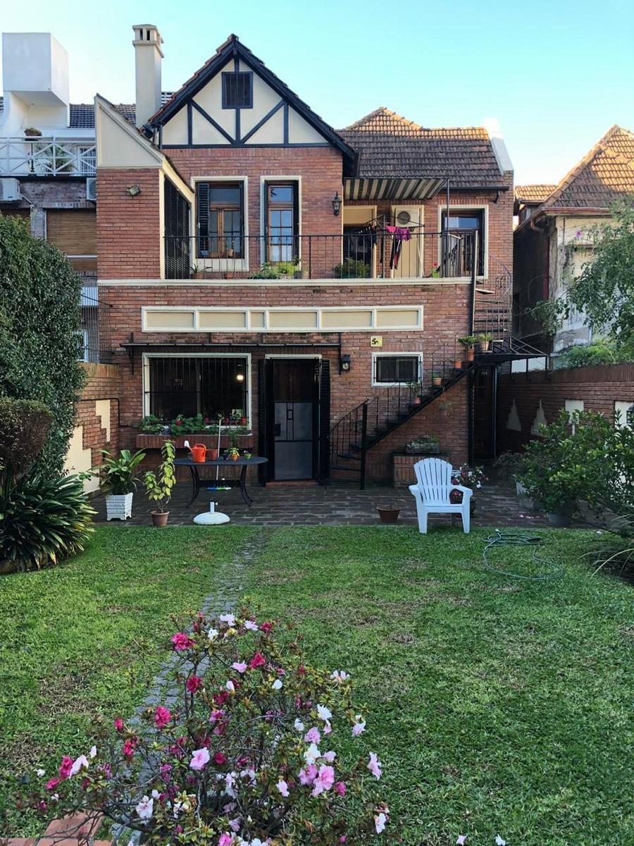 casa en villa devoto espectacular