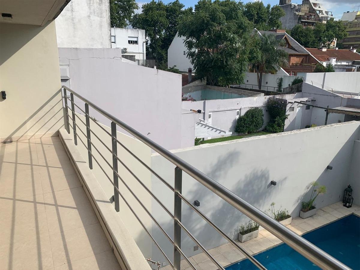 casa en villa devoto residencial con piscina