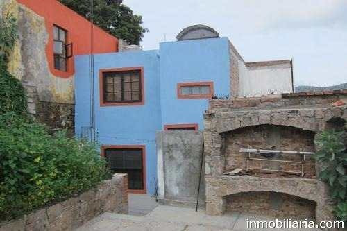 casa en zona centro de guanajuato