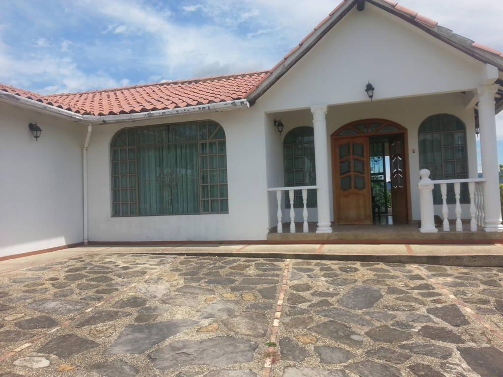 casa en zona residencial campestre