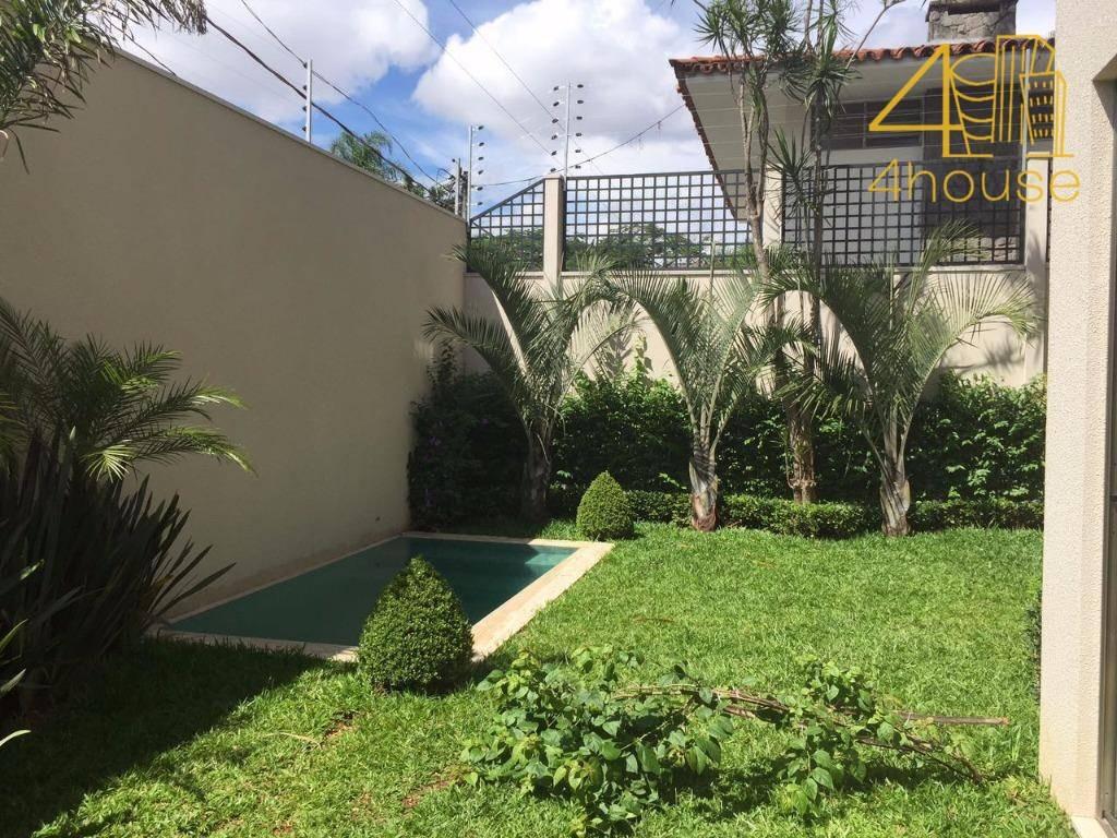 casa espetacular em condominio luxo à venda, jardim europa, são paulo. - ca0010