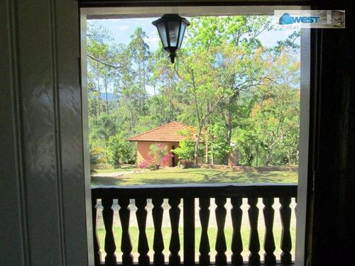 casa espetacular na serra da cantareira - preço de ocasião - ca0078