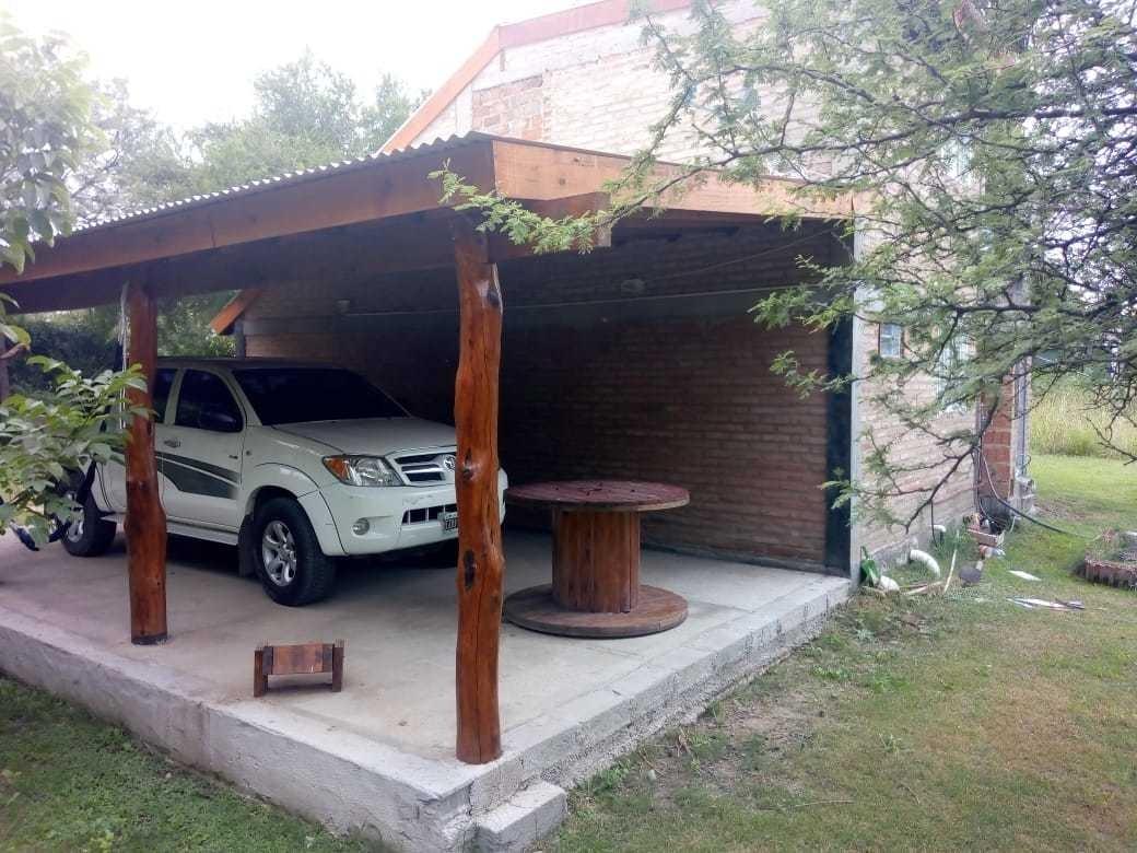 casa estilo cabaña
