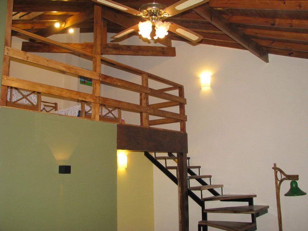 casa estilo cabaña,pileta,a 3 cuadras del mar,ideal familia