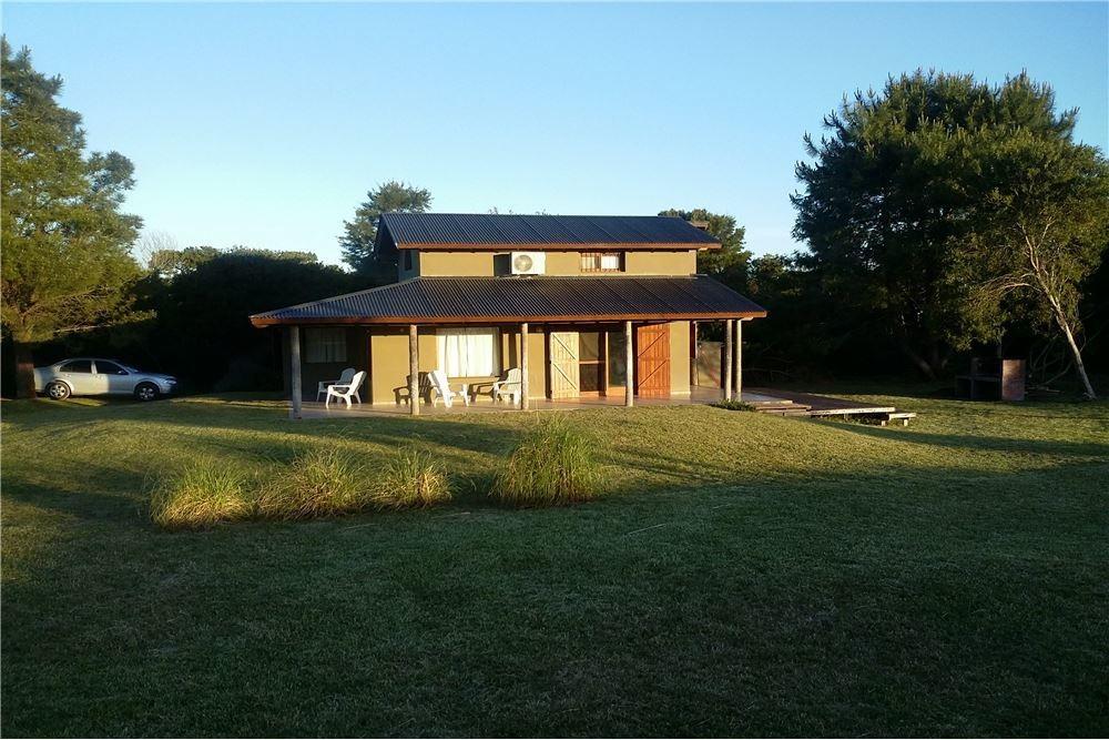 casa estilo campo - excelente - las gaviotas -
