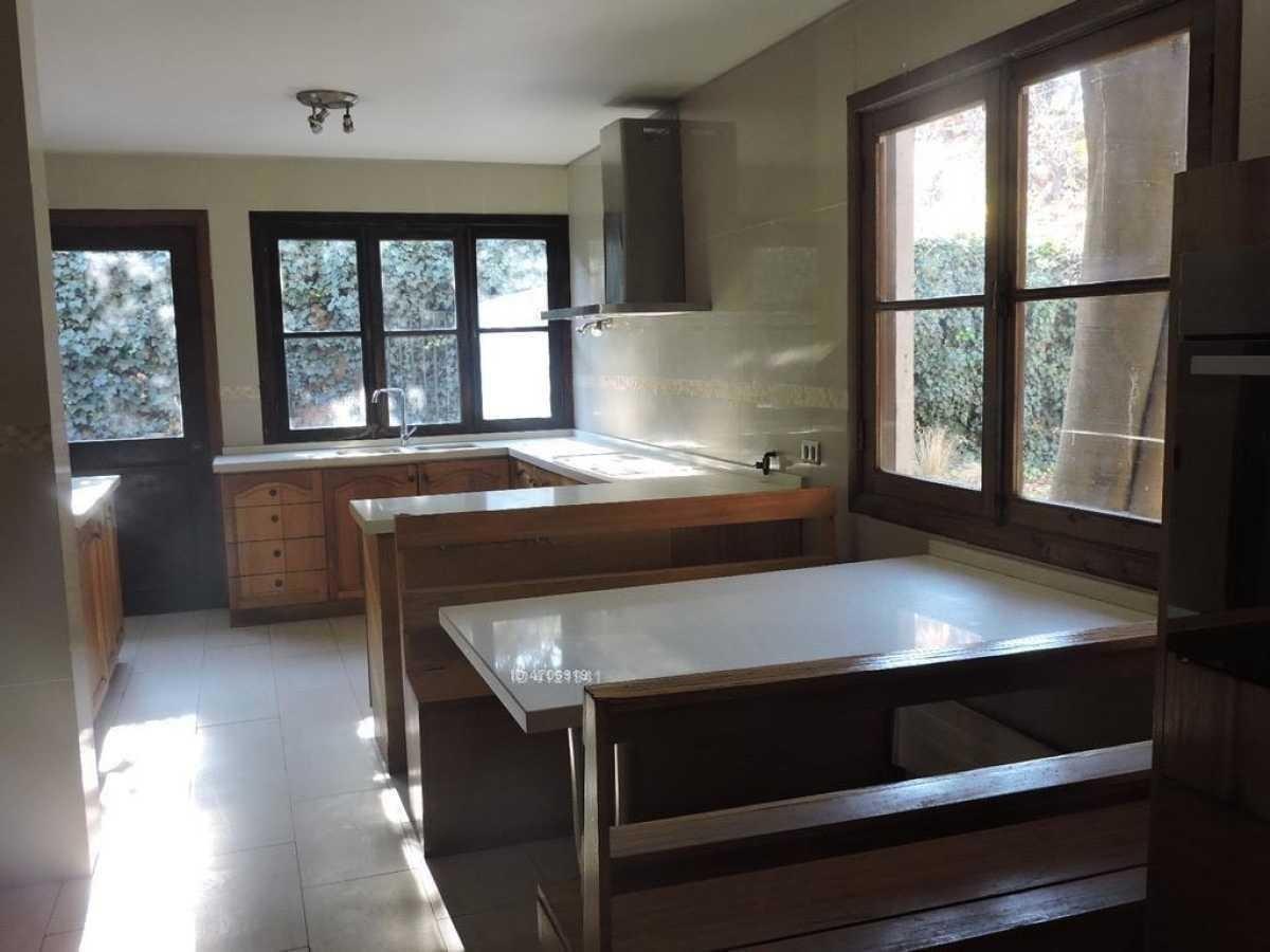 casa estilo chilena, las condes / san damian