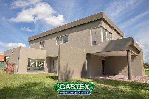 casa estilo moderno en venta la lomada