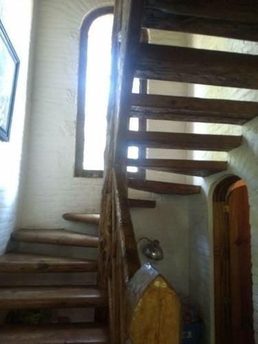 casa estilo rústico en venta, a 25 min de santa fe, ocoyoacac edo mex