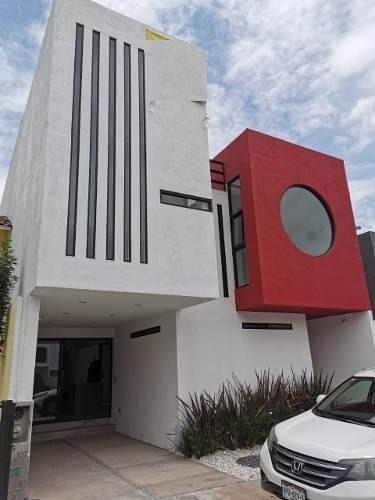 casa estilo semiresidencial en privada