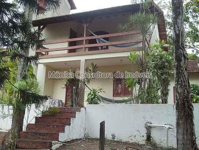 casa estilo sítio, com terreno de 2400m², perto da rodovia a