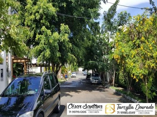 casa estrada do coco lauro de freitas - ca00302 - 32721481