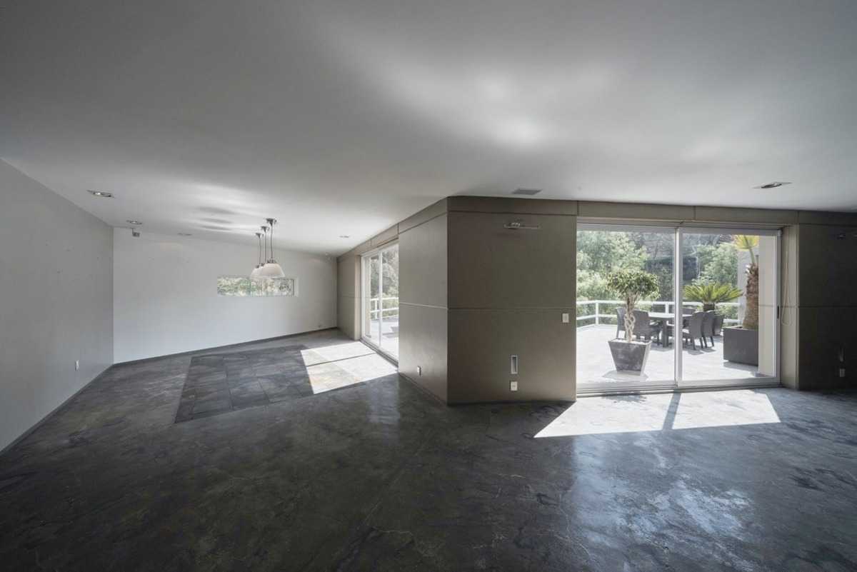 casa - estudio minimalista
