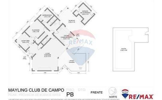 casa exc. luminosidad parque y piscina 1147 m2