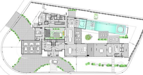 casa excelente diseño terravista 634 m2 sobre lote 1.415 m2