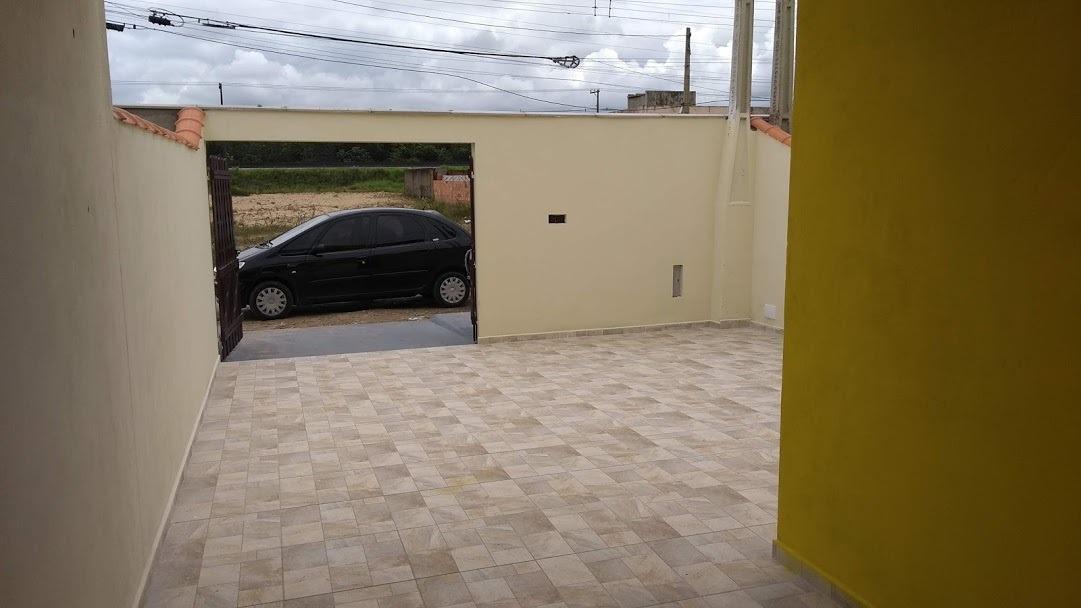 casa excelente lado praia, aceita financiamento em itanhaém!