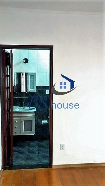 casa - excelente localização - pq. oratório - santo andré - 3973