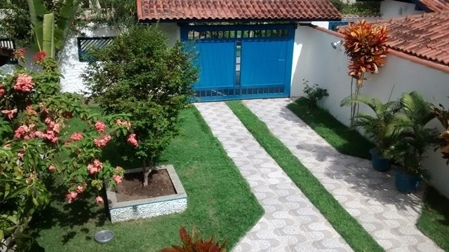 casa exclusiva na praia de taperapuan - 1169