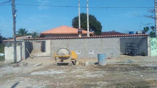 casa fase de acabamento no jardim das palmeiras em itanhaem