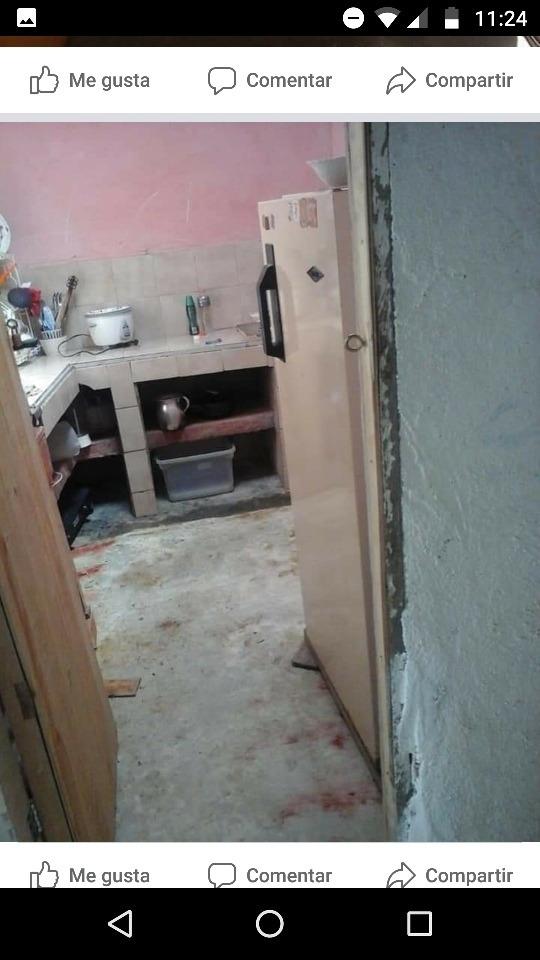 casa finca con cuatro alcobas y dos baños uno en la alcoba p