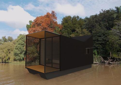 casa flotante en venta