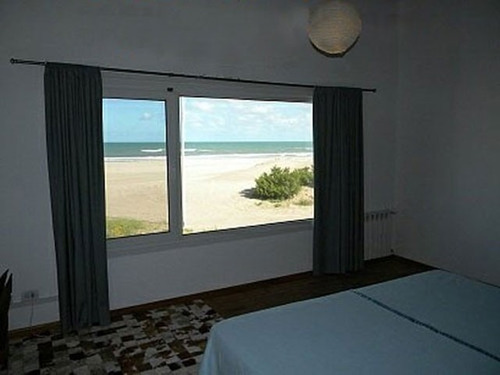 casa frente al mar para 8 personas. única. también en venta