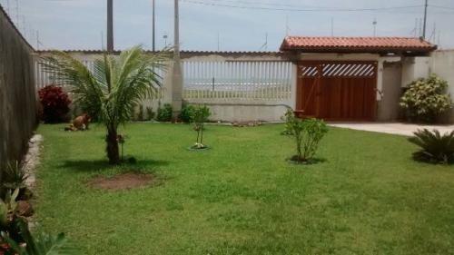 casa frente mar em itanhaém, com excelente preço! 4 quartos!