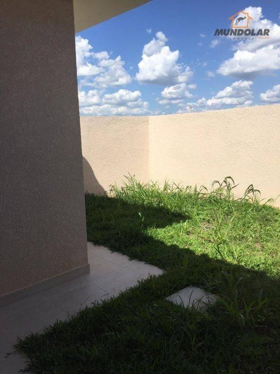 casa frente para rua com 2 dormitórios à venda, 55 m² por r$ 184.000 - costeira - araucária/pr - ca1432