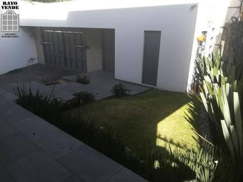 casa - fuentes del pedregal