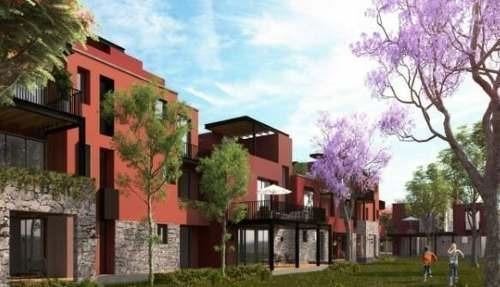 casa garden en venta en san miguel de allende. residencial punta del cielo
