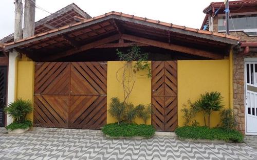 casa geminada 2 dormitórios p/ venda no forte em praia grande