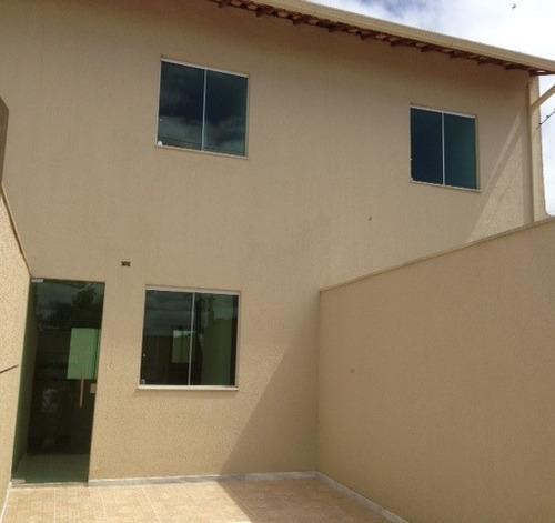 casa geminada 2 quartos e 2 vagas - 334