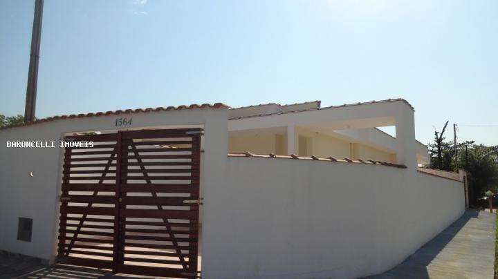 casa geminada a venda em itanhaém, balneário gaivota, 2 dormitórios, 1 suíte, 2 banheiros, 3 vagas - rb 0225