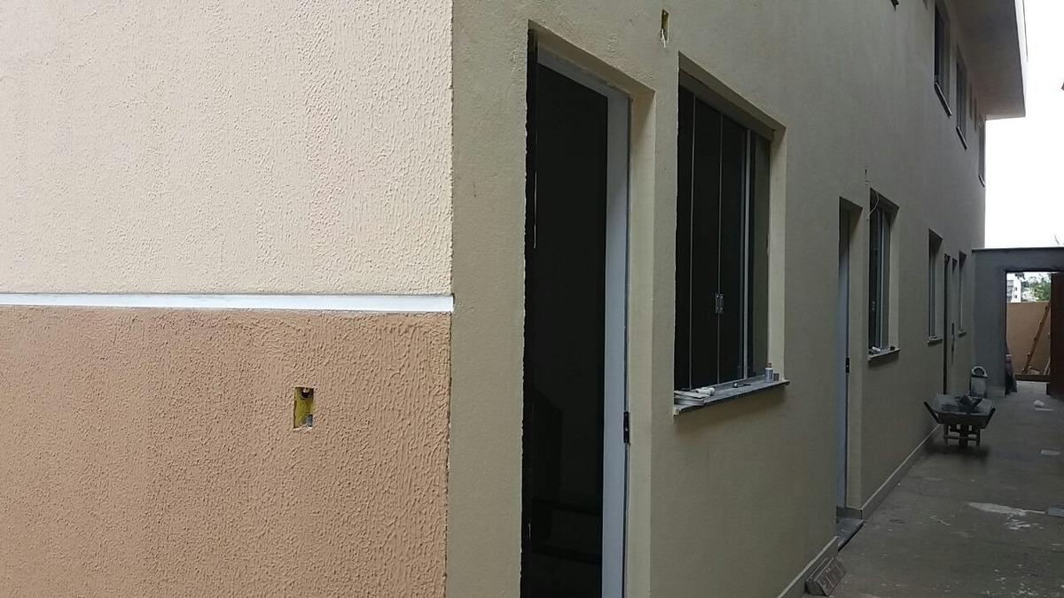 casa geminada coletiva com 2 quartos para comprar no jardim alvorada em contagem/mg - 5957