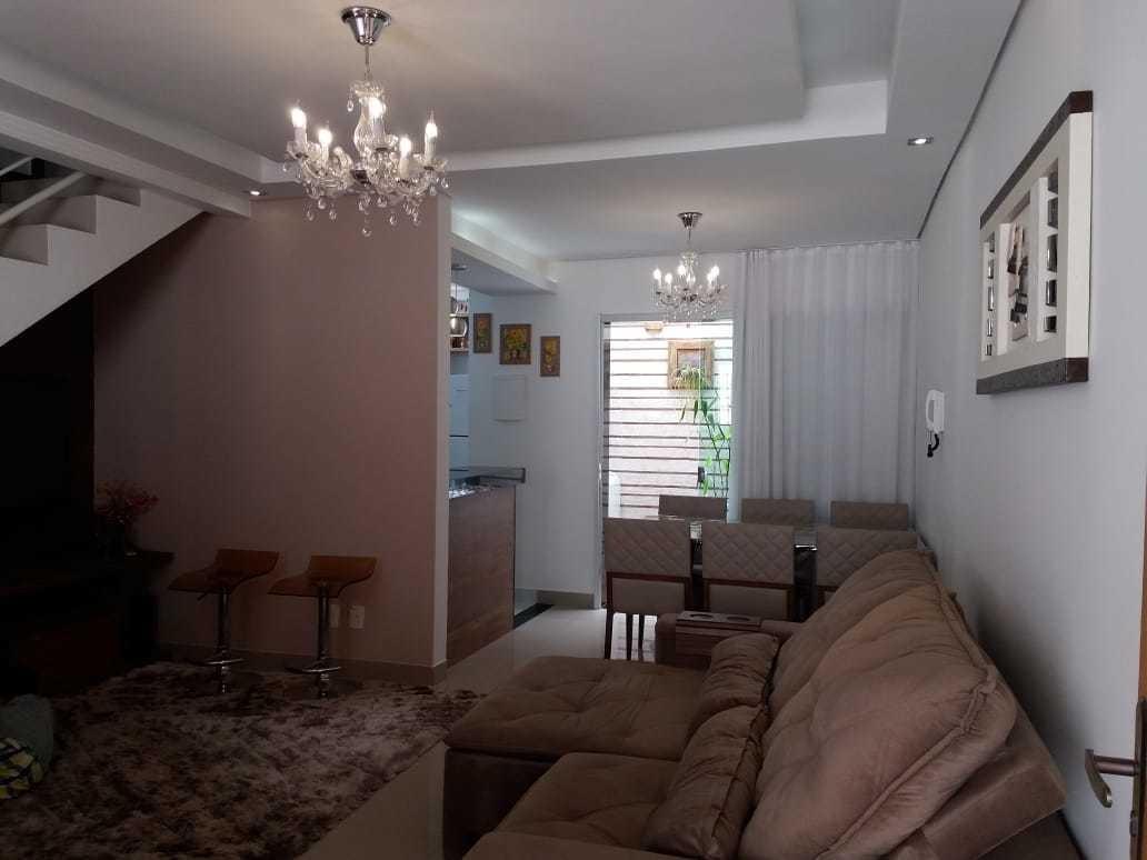 casa geminada coletiva com 2 quartos para comprar no ouro preto em belo horizonte/mg - lin4173