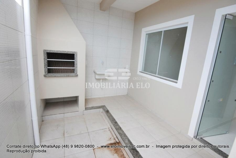 casa geminada com 02 dormitórios no loteamento vale verde, palhoça/sc - 3999