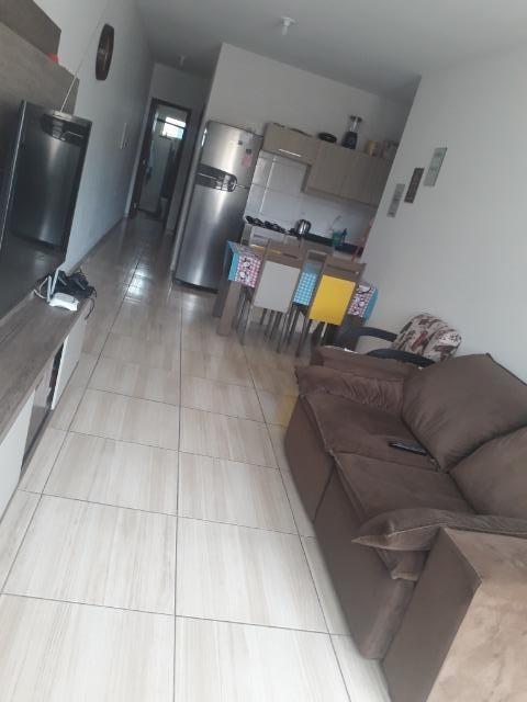 casa geminada com 2 dormitórios  -  bela vista - palhoça/sc - ca2445