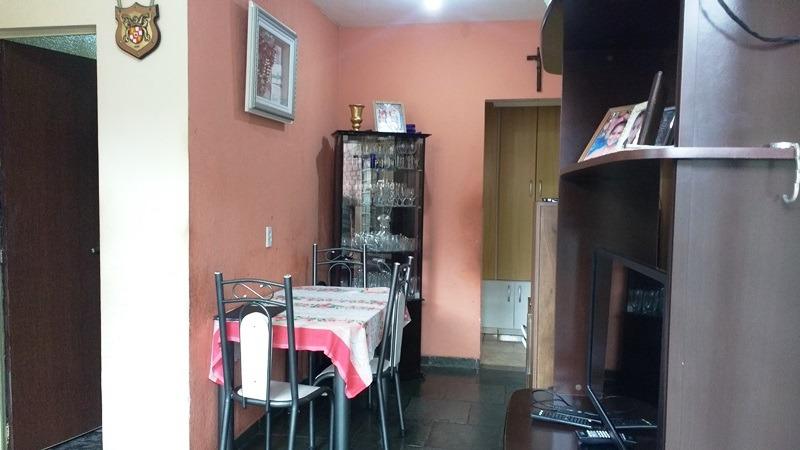 casa geminada com 2 quartos para comprar no bonsucesso em belo horizonte/mg - 1658
