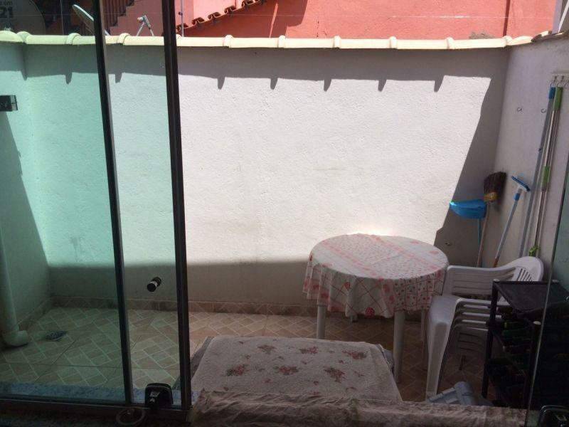 casa geminada com 2 quartos para comprar no céu azul em belo horizonte/mg - 1727