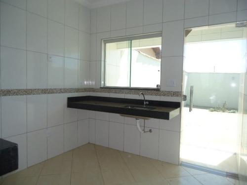casa geminada com 2 quartos para comprar no floresta encantada em esmeraldas/mg - 1658