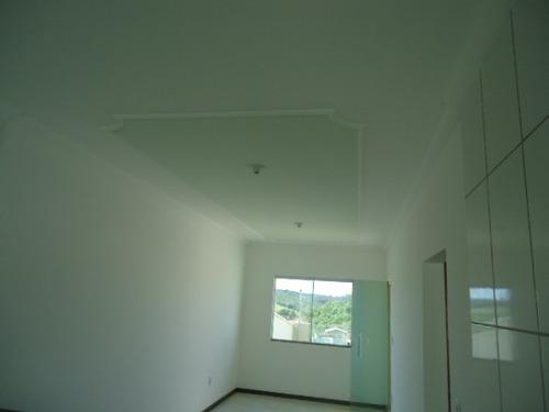 casa geminada com 2 quartos para comprar no floresta encantada em esmeraldas/mg - 1659