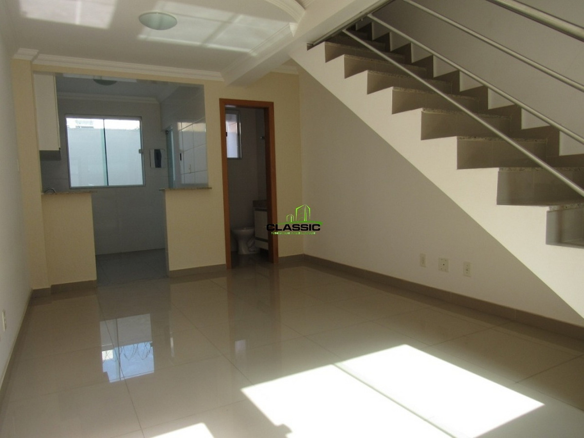 casa geminada com 2 quartos para comprar no santa branca em belo horizonte/mg - 3377