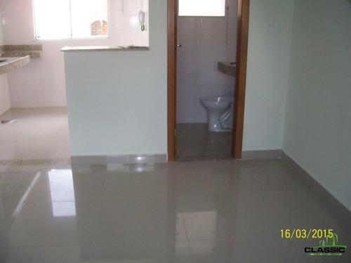 casa geminada com 2 quartos para comprar no santa mônica em belo horizonte/mg - 2308