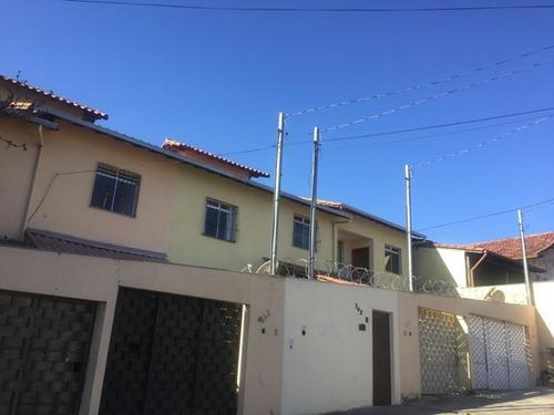 casa geminada com 2 quartos para comprar no são bernardo em belo horizonte/mg - 1987