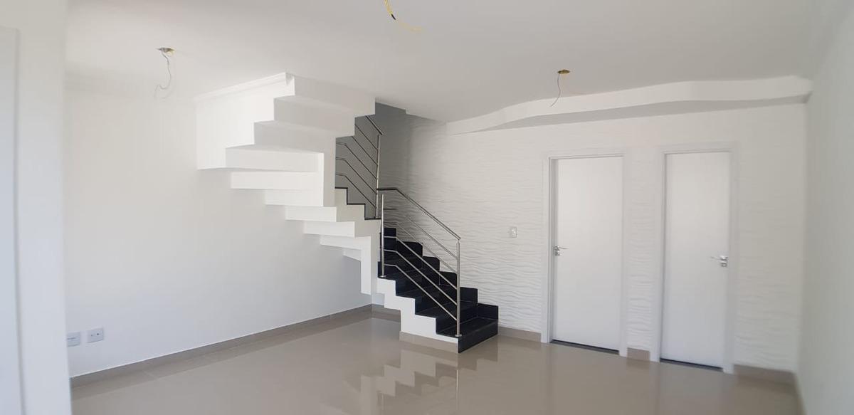 casa geminada com 3 quartos para comprar no cabral em contagem/mg - 5870